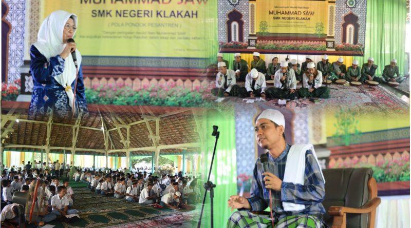 <b>Peringatan Maulid Nabi Muhammad SAW 1440 H.</b>